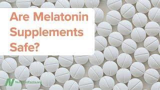 Jsou doplňky s melatoninem bezpečné?