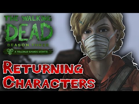 The Walking Dead Season 3 Discussion - Returning Characters