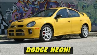 Dodge Neon - History, Major Flaws, & Why It Got Cancelled (1995-2005)