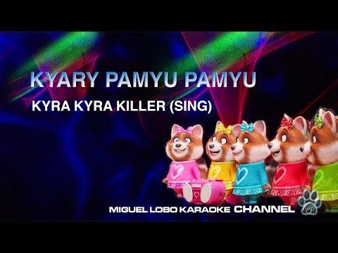 KYARY PAMYU - KIRA KIRA KILLER - (Movie Soundtrack SING) Miguel Lobo