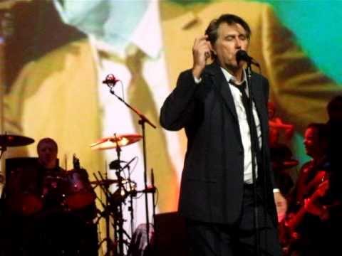 Roxy Music Stick together Glasgow January 2011
