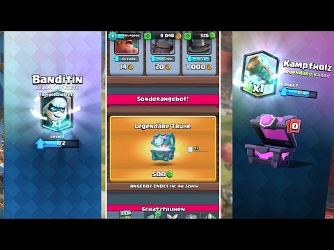 Mit EUCH Turniere Zocken! BANDITIN CHALLENGE + Road to 6500 Abos! Clash Royale deutsch Livestream