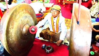 GONG Playon Manyuro - Learning Javanese Gamelan Music - Belajar Gamelan Jawa [HD]