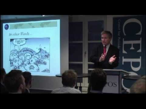 CEPOS gå-hjem-møde med Dan Mitchell fra Cato Institute