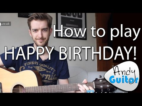how-to-play-happy-birthday-on-guitar-easy-lesson!