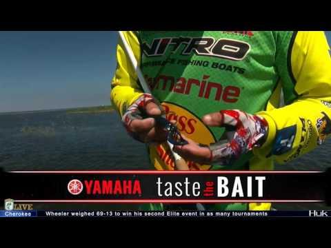 Taste the Bait: How Timmy Horton caught monster bass on Lake Okeechobee