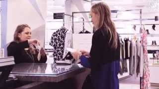 Cannes Lions Grand Prix 2014 Promo and Activation Lion Harvey Nichols Christmas Sorry I spent it on