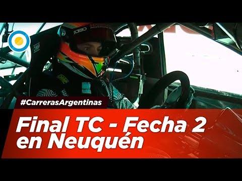 Automovilismo - Fecha 2 - Final TC en Nequén