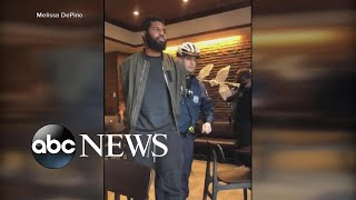 Starbucks CEO speaks out after black men arrested