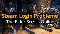 Das Login-Dilemma | Elder Scrolls Online