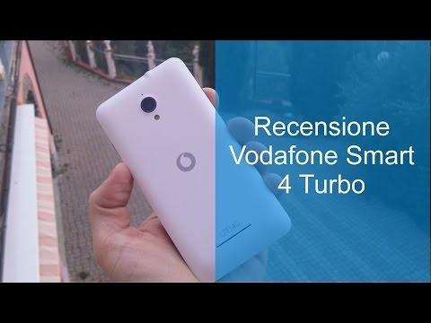 Vodafone Smart 4 Turbo - Recensione ita by AndroidBlog.it