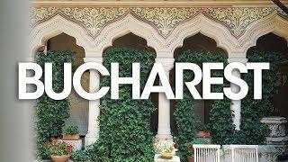 Let's Explore Bucharest, Romania!