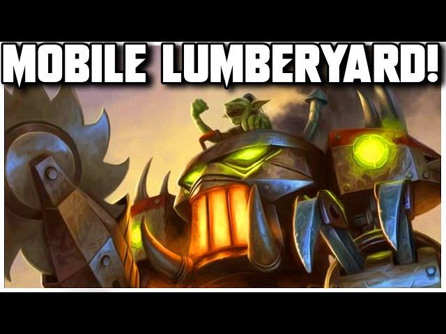 Grubby | WC3 | Mobile Lumberyard!