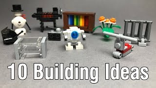 Top 10 Easy Lego Building Ideas Anyone Can Make (5)