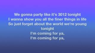 BEAUTY AND A BEAT [PIANO INSTRUMENTAL W/LYRICS] By Justin Bieber Ft. Nicki Minaj