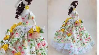 Тряпиенсы (Текстильные Барби)! Красотки - Просто Супер! Японская Красотка