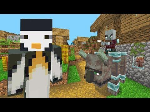 Minecraft Xbox   THE IMPOSSIBLE RAID... [453]