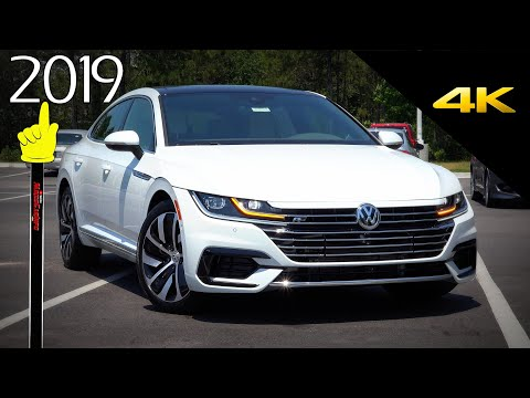 2019 Volkswagen Arteon SEL Premium R-Line VW - Ultimate In-Depth Look in 4K