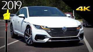 2019 Volkswagen Arteon SEL Premium R-Line VW - Ultimate In-Depth Look in 4K