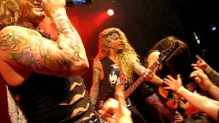 House of Blues Presents... Steel Panther @ H.O.B. Sunset 2-8-10
