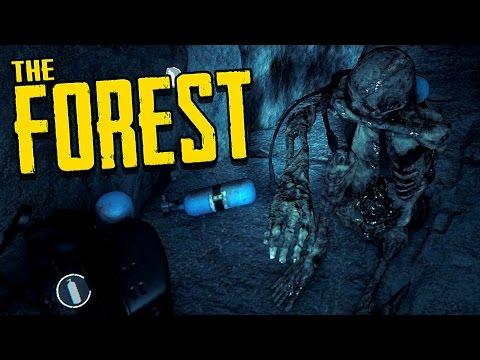 The Forest - Ep 5 - HOW TO FIND THE REBREATHER (The Forest Alpha 0.45 Gameplay)