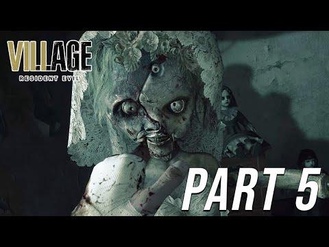 Area Yang Paling MENAKUTKAN Setakat Ini.. - Resident Evil Village 8 Malaysia - Part 5