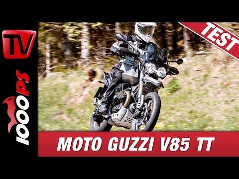 Reiseenduro Vergleichstest 2019 | Moto Guzzi V85 TT im Vergleich - Test und Empfehlungen