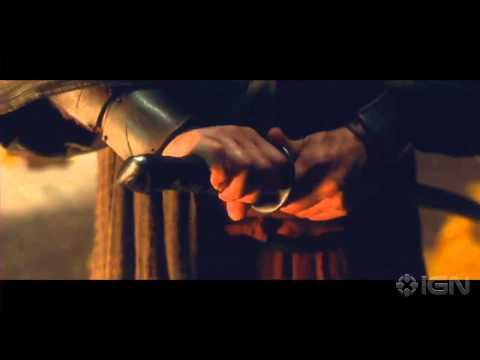 "47 Ronin - ""The Ronin are attacked by the Tenegu Monks"" Clip"