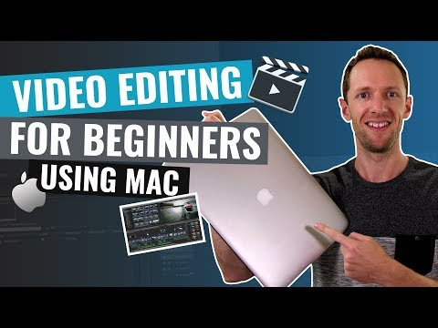 Video Editing for Beginners (Using Mac!)
