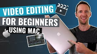 Gambar cover Video Editing for Beginners (Using Mac!)