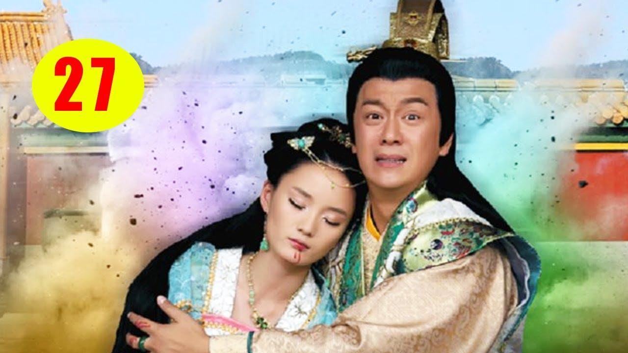 Phim Hay Thuyết Minh | Cung Dưỡng Ái Tình - Tập 27 | Phim Bộ Cổ Trang Trung Quốc Hay Nhất