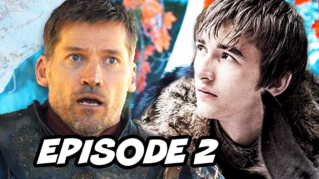 Download Game of Thrones Season 8 Episode 2 - TOP 10 WTF and Easter Eggs