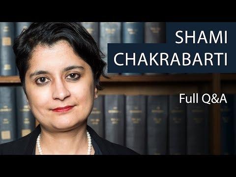 Shami Chakrabarti | Full Q&A | Oxford Union