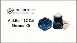 Enespro PPE 12 Cal Vented Lift Front Shroud (NFPA 70E CAT 2)
