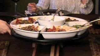 Gliding Susan™ Table Server