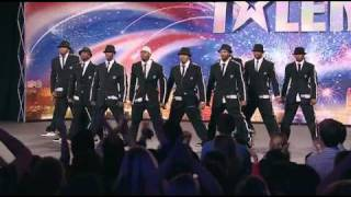 Flawless - Britains Got Talent 2009 Episode 1 - Saturday 11th April