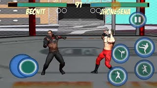 New World Wrestling Ring Fight Champion Revolution Android Gameplay