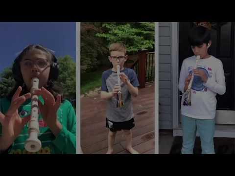 Ode to Joy Break Out Project from Metrolina Regional Scholars Academy