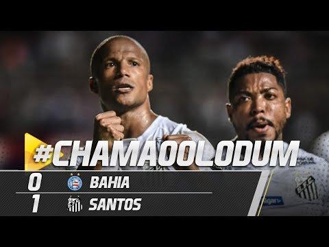 BAHIA 0 X 1 SANTOS | GOL | BRASILEIRÃO (13/07/19)