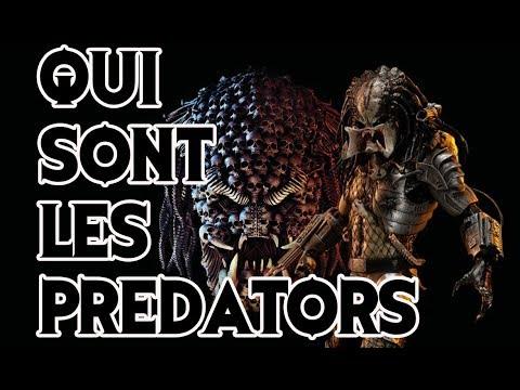 Le Bestiaire de lHorreur #08 : Les Predators (Predator)