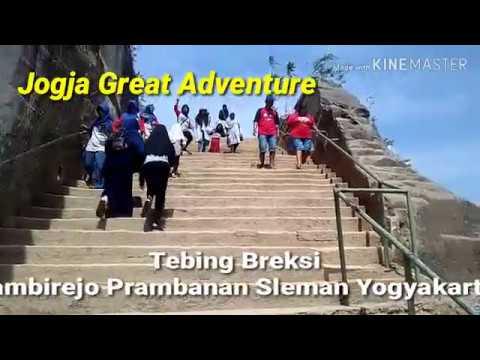 fakta-viral,tebing-breksi,-great-jogja-adventure