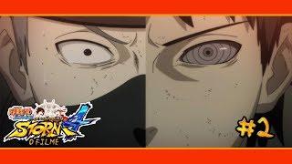 """NARUTO SHIPPUDEN Ultimate Ninja STORM 4 #2 """"Por trás da Máscara"""" (DUBLADO)"""