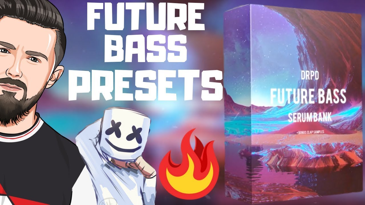 20 FREE Future Bass Serum Presets