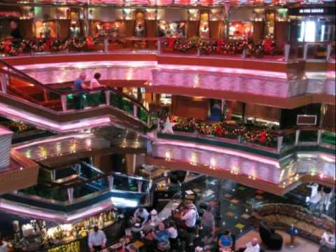 Carnival Glory Cruise Liner Youtube