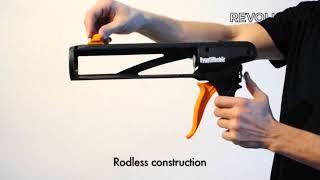 Pro Caulking Gun