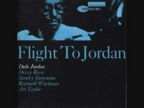 "Duke JORDAN ""Flight to Jordan"" (1960)"