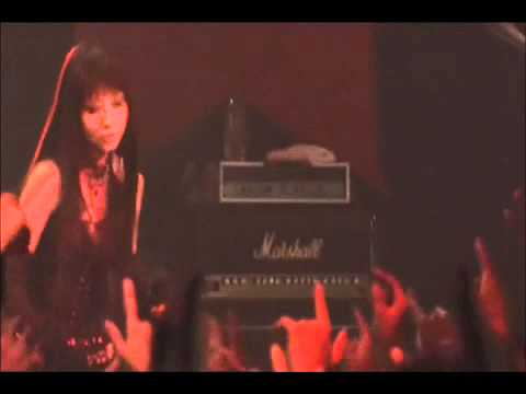 Yousei Teikoku - Valkyrja  (ヴァルキリア) live