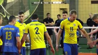 Волейбол. БАТЭ-БГУ - Легион (01.04.16)