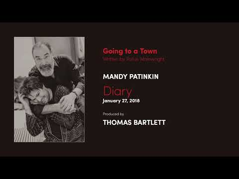 Mandy Patinkin - Going to a Town (Official Audio)