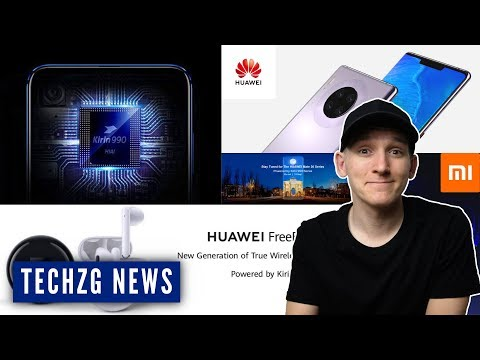 Huawei Kirin 990 - Powerful Upgrades for Mate 30 Pro